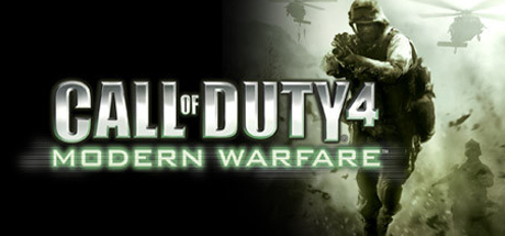 Call of Duty 4 logo