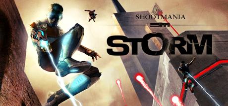 Shootmania logo