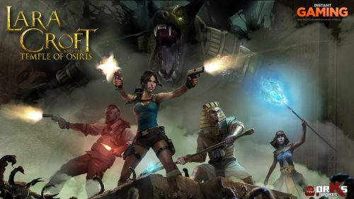 Lara Croft and The Temple of Osiris - Instant Gaming