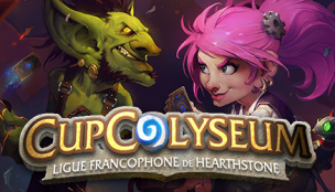 CupColyseum – Hearthstone