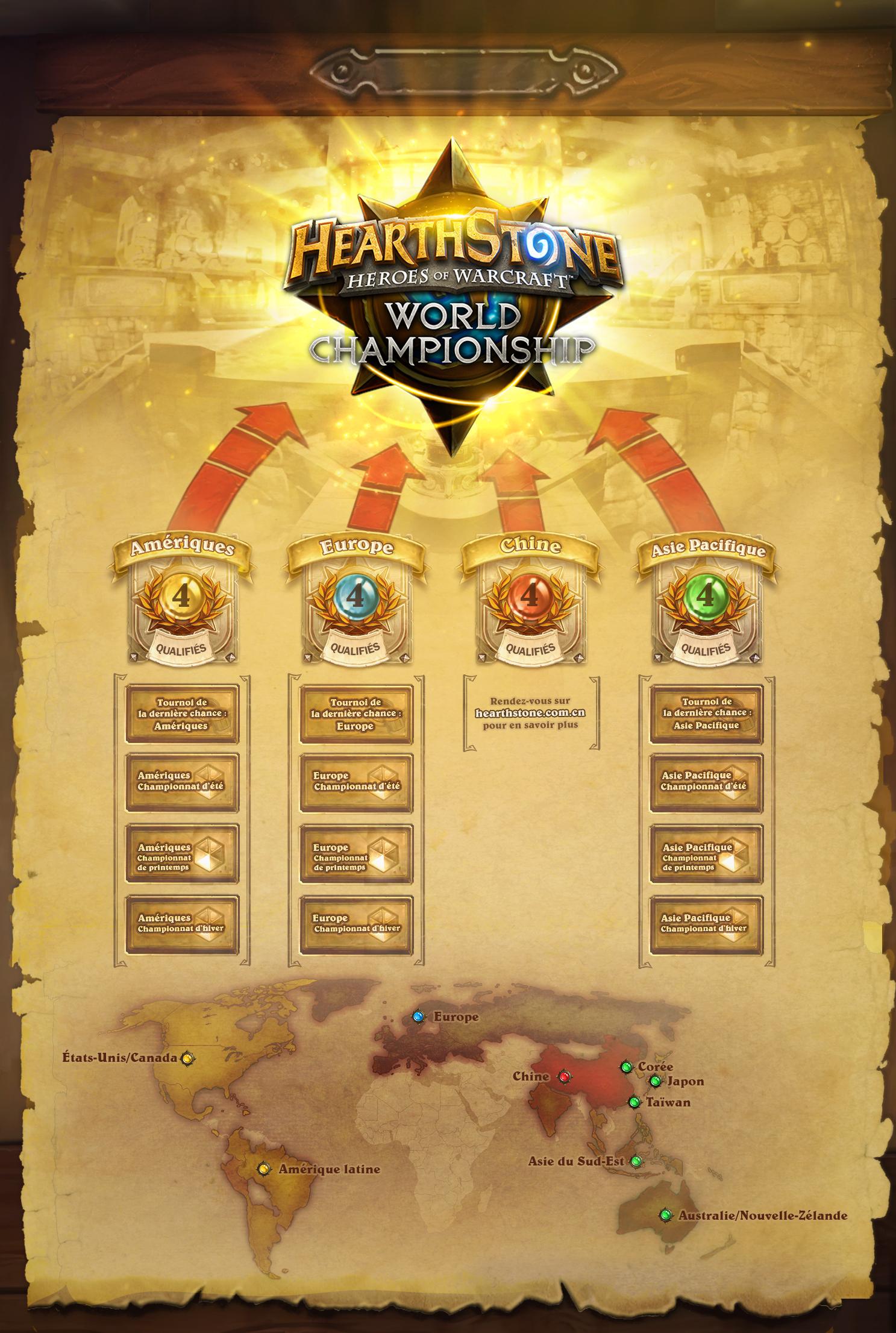 Championnat du monde de Hearthstone 2016 !