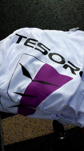 T-shirt Tesoro
