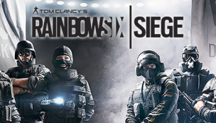 Line-up Rainbow Six Siege