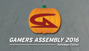 Gamers Assembly – Halloween
