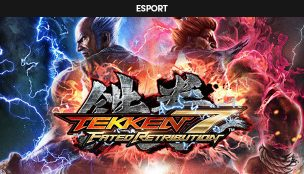 Nouvelle section : Tekken 7