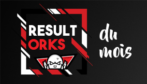 Les Résult'orKs du mois de juin
