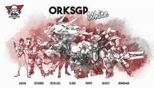 Overwatch White
