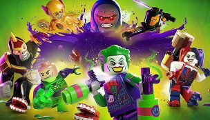 Nouveau Game Movie LEGO DC Super-Vilains