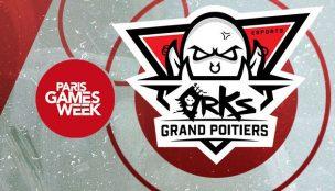 Nous serons présents à la Paris Games Week !
