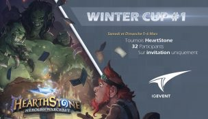 IGevent – Winter Cup #1