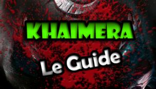 Le guide Khaimera.