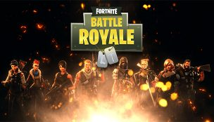 Fortnite – Battle Royale