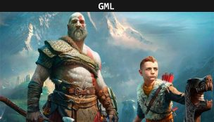 God of War 4 by GML