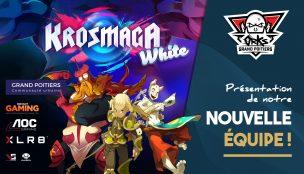 orKs White, «1e génération» de l'orKs Academy Krosmaga