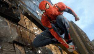 GML – Spider Man PS4