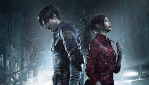GML – Resident Evil 2 (demo)