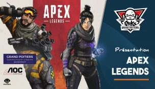 Apex Legends – Déploiement imminent