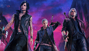 GML – Devil May Cry 5