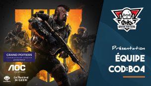 Les joueurs PS4 débarK'ent sur Call of Duty BO4