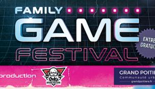 Les orKs présentent le Family Game Festival