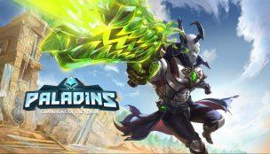 Paladins débarque sur l'Epic Games Store !