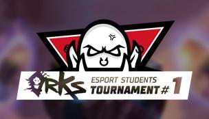 Le CROUS et les orKs lancent leur premier tournoi 100% étudiant !