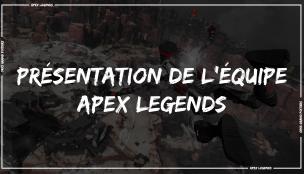 Interview exclusive de notre équipe Apex Legends !